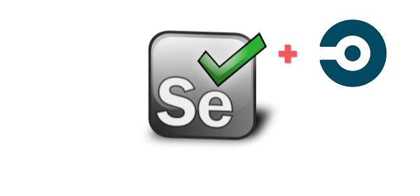 Selenium+CircleCI